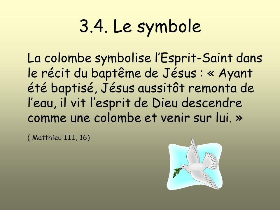3.4. Le symbole