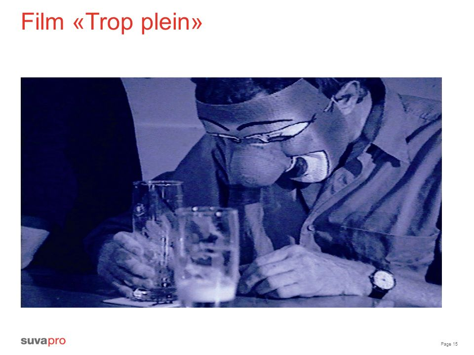 Film «Trop plein» Discussion.