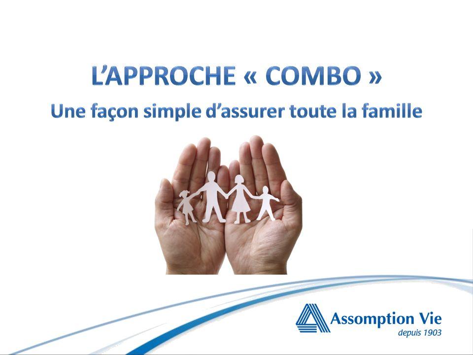 Une façon simple d'assurer toute la famille