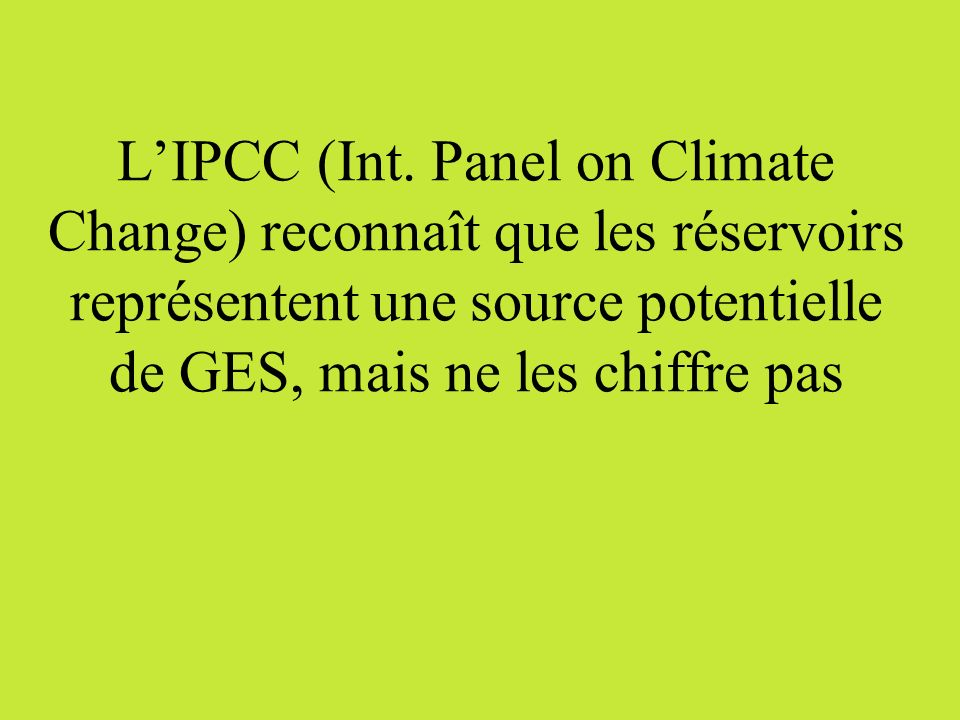L'IPCC (Int.