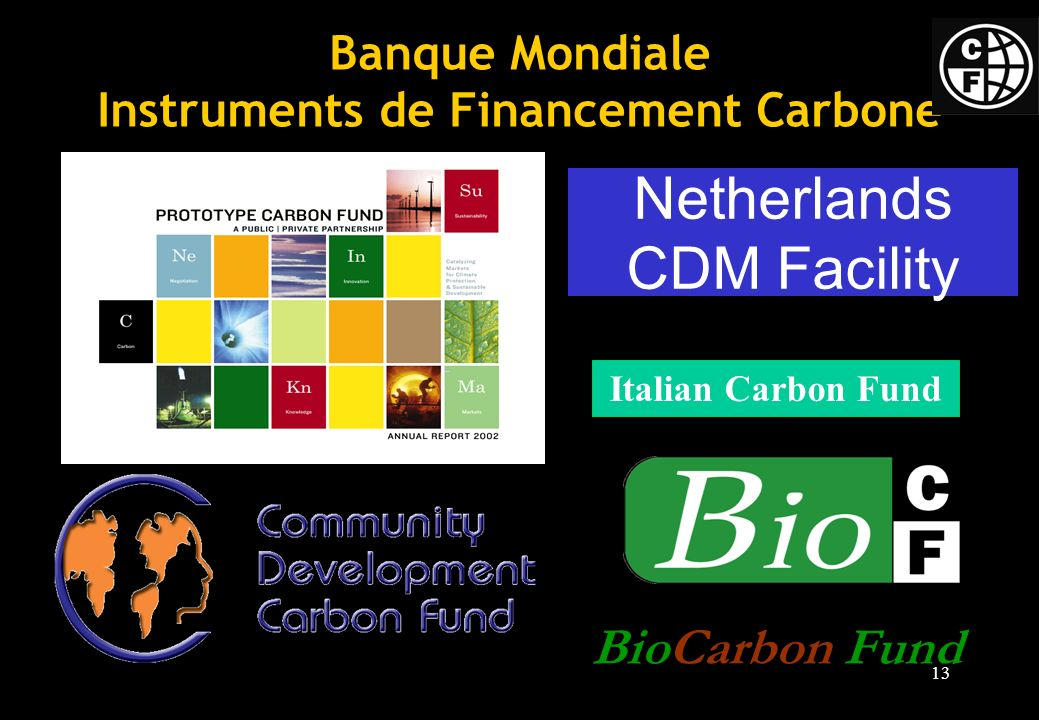 Instruments de Financement Carbone