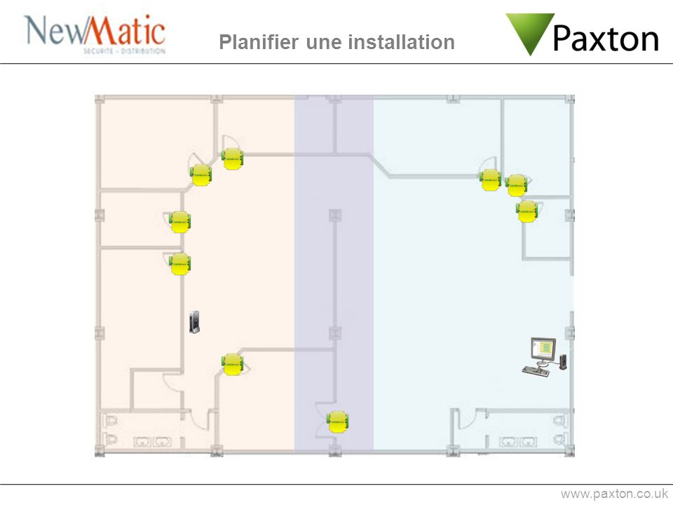 Planifier une installation