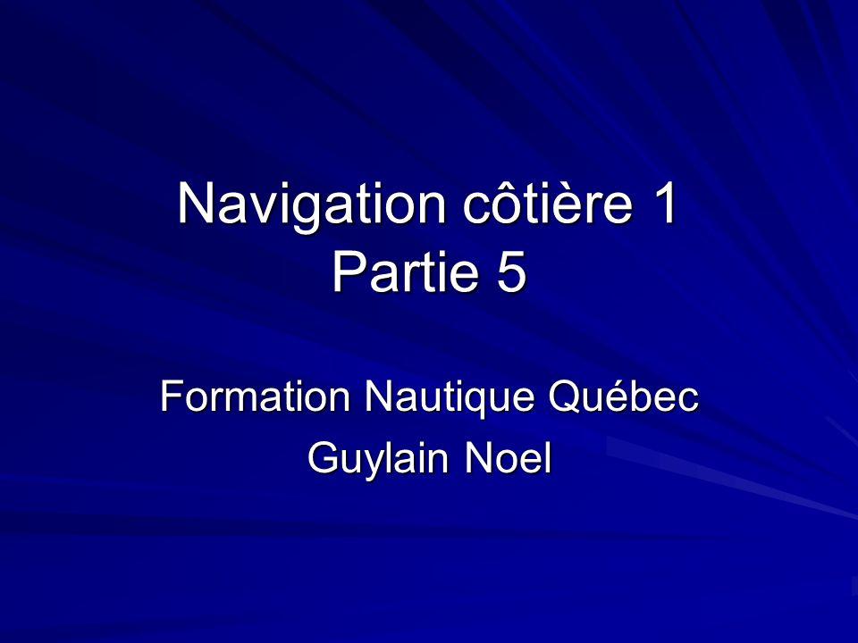 Navigation côtière 1 Partie 5