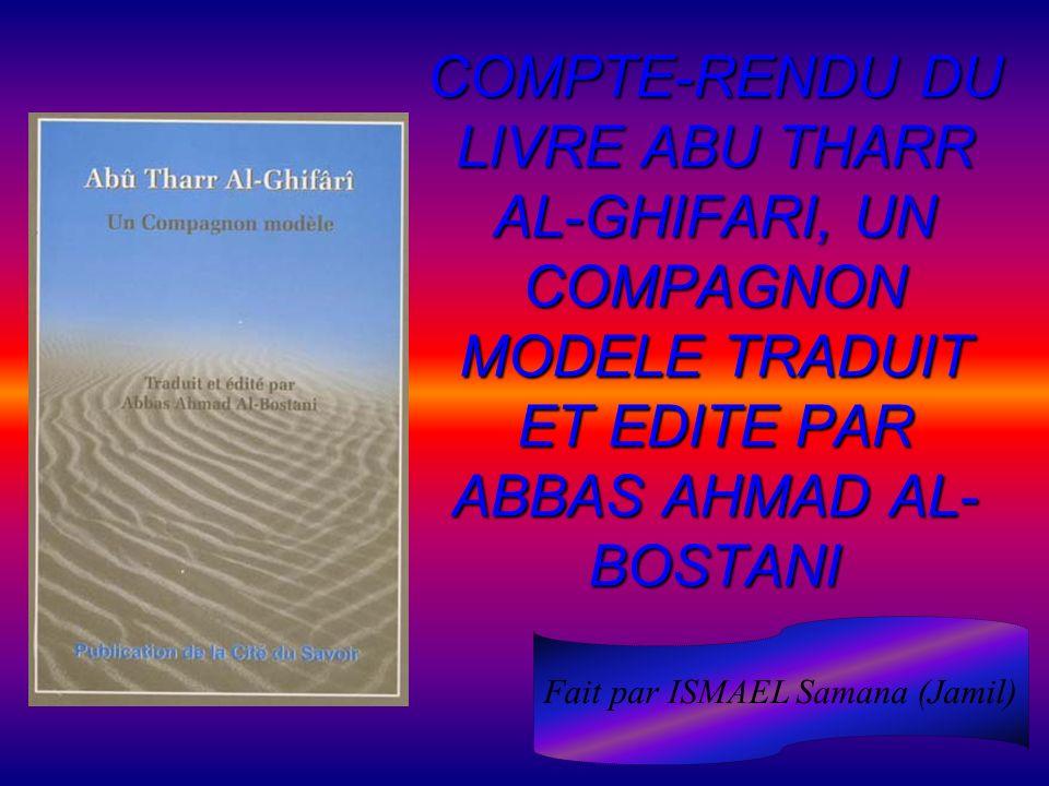 Fait par ISMAEL Samana (Jamil)