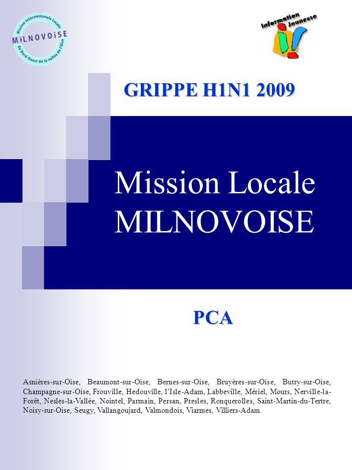 Mission Locale MILNOVOISE