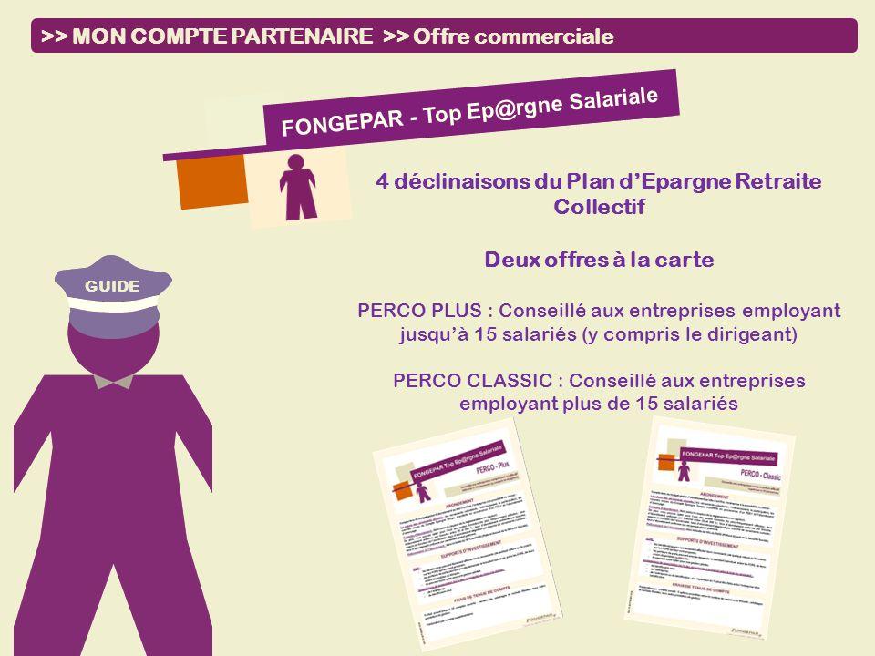 FONGEPAR - Top Ep@rgne Salariale