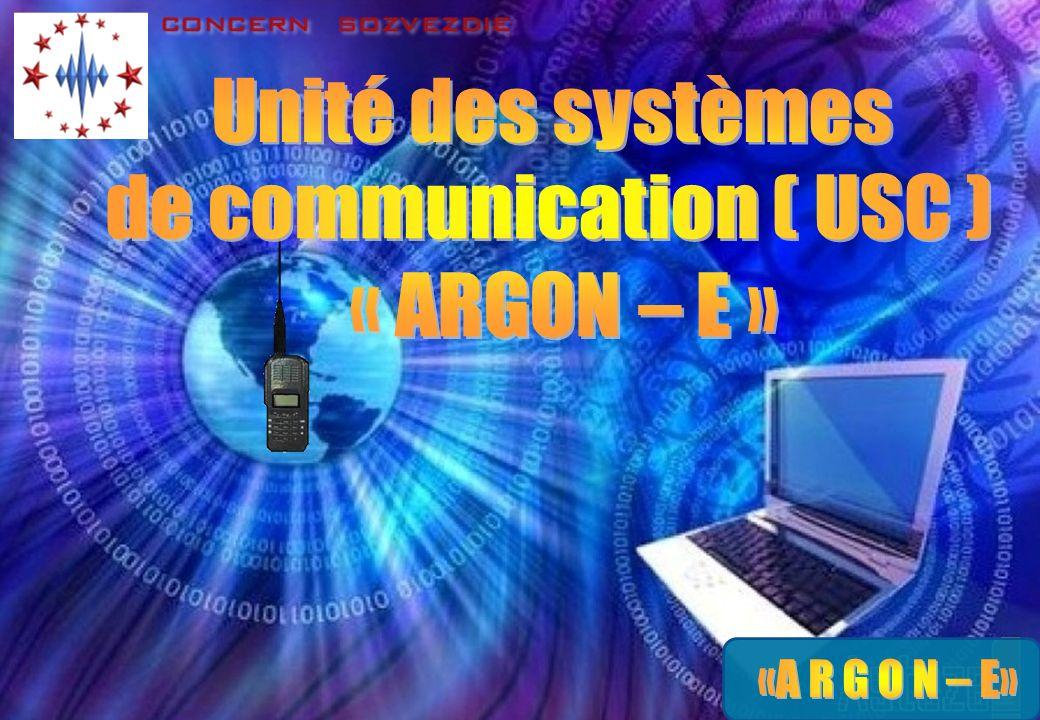 de communication ( USC )