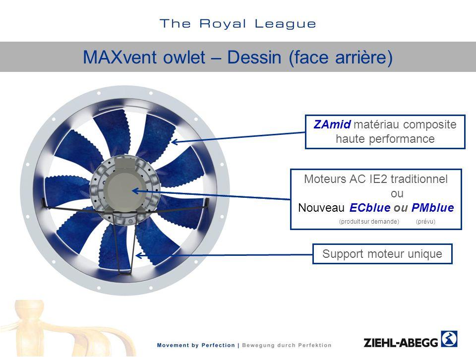 MAXvent owlet – Dessin (face arrière)