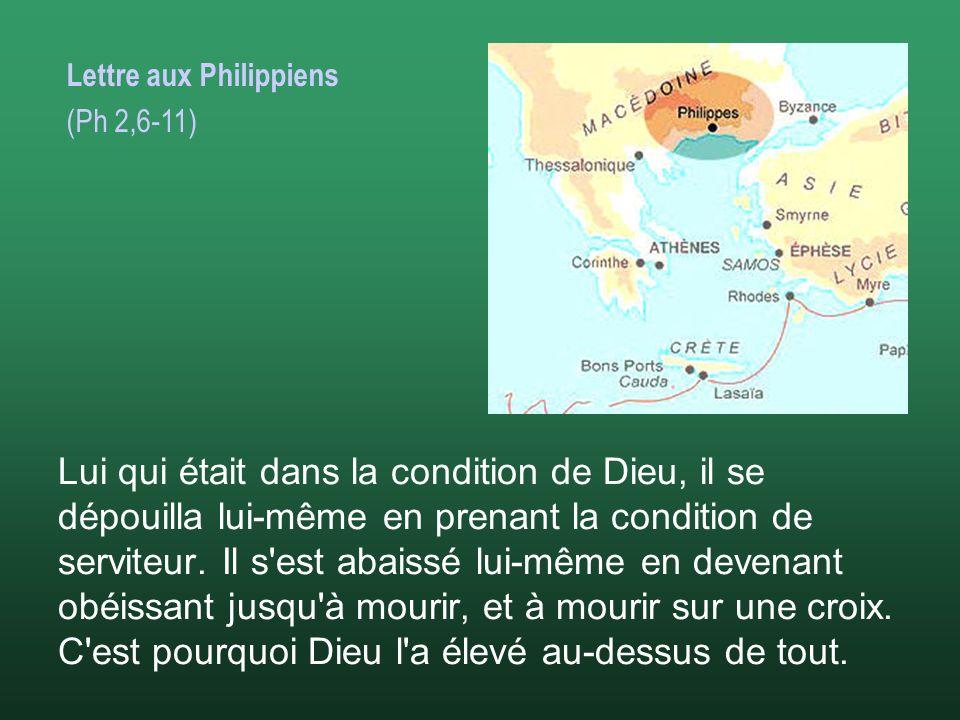 Lettre aux Philippiens