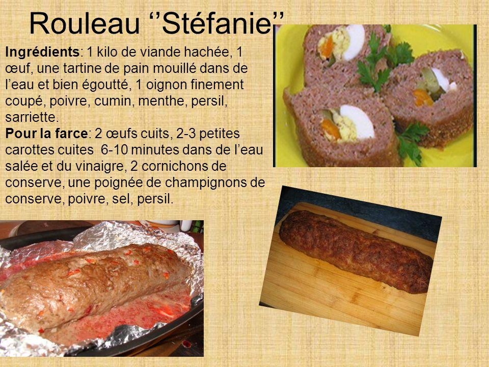 Rouleau ''Stéfanie''