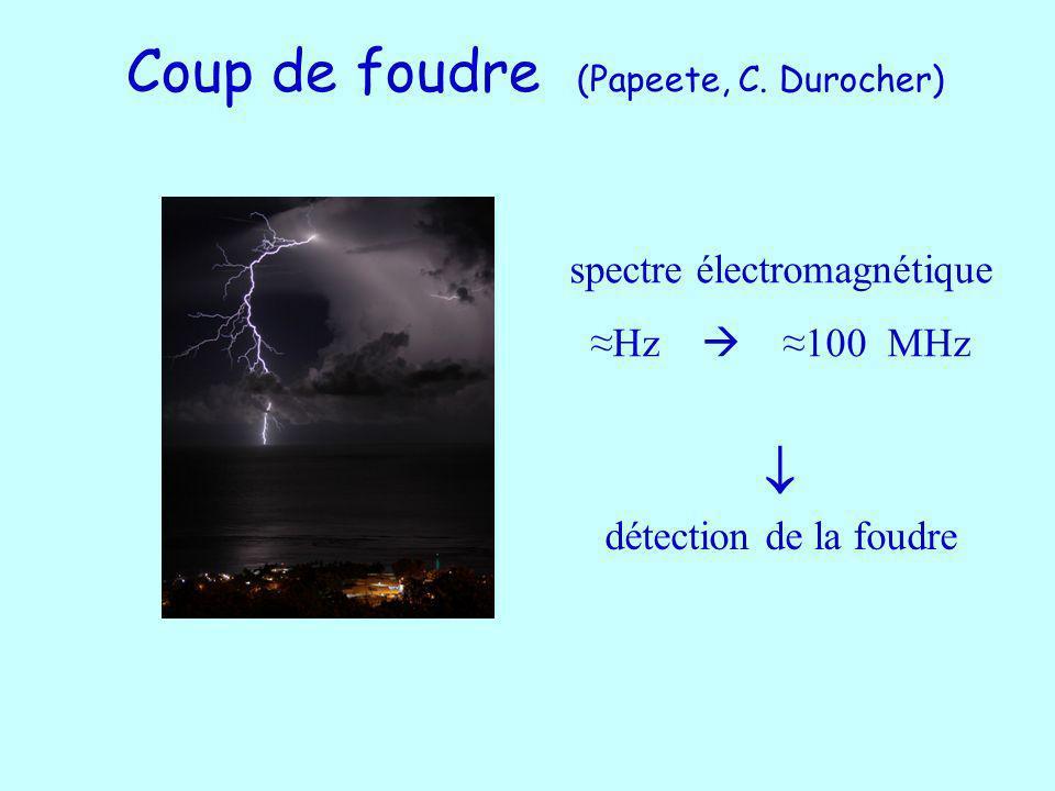 Coup de foudre (Papeete, C. Durocher)