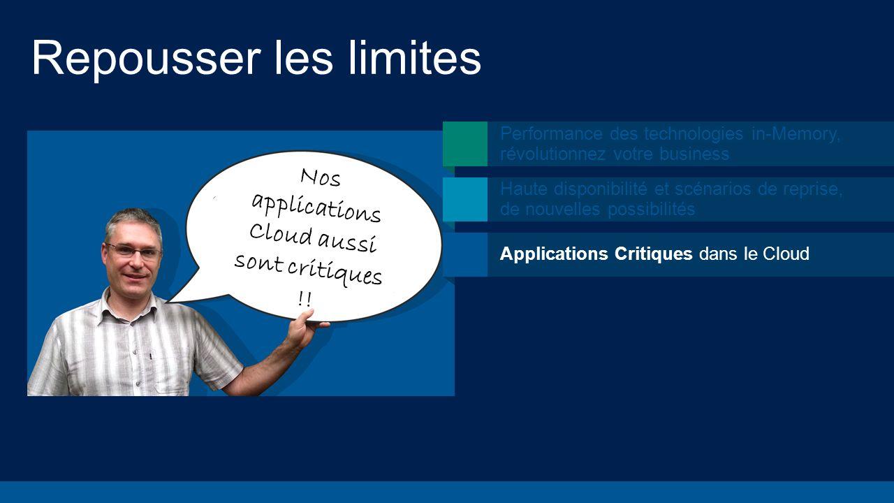 Nos applications Cloud aussi sont critiques !!
