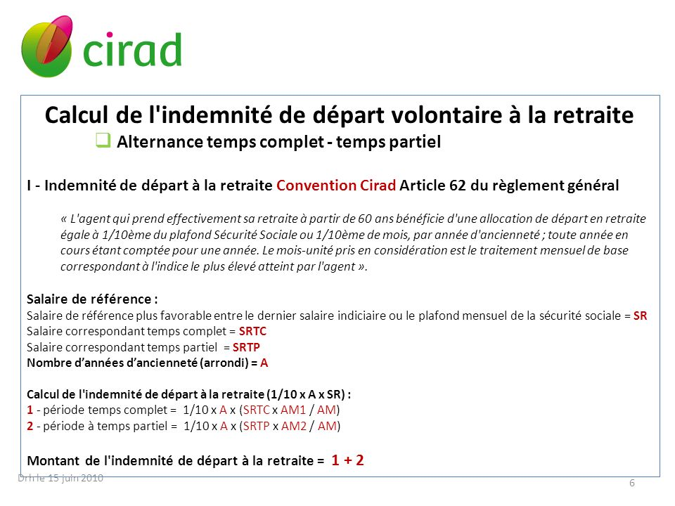 Comparaison entre convention cirad et convention chimie - Salaire plafond de la securite sociale ...