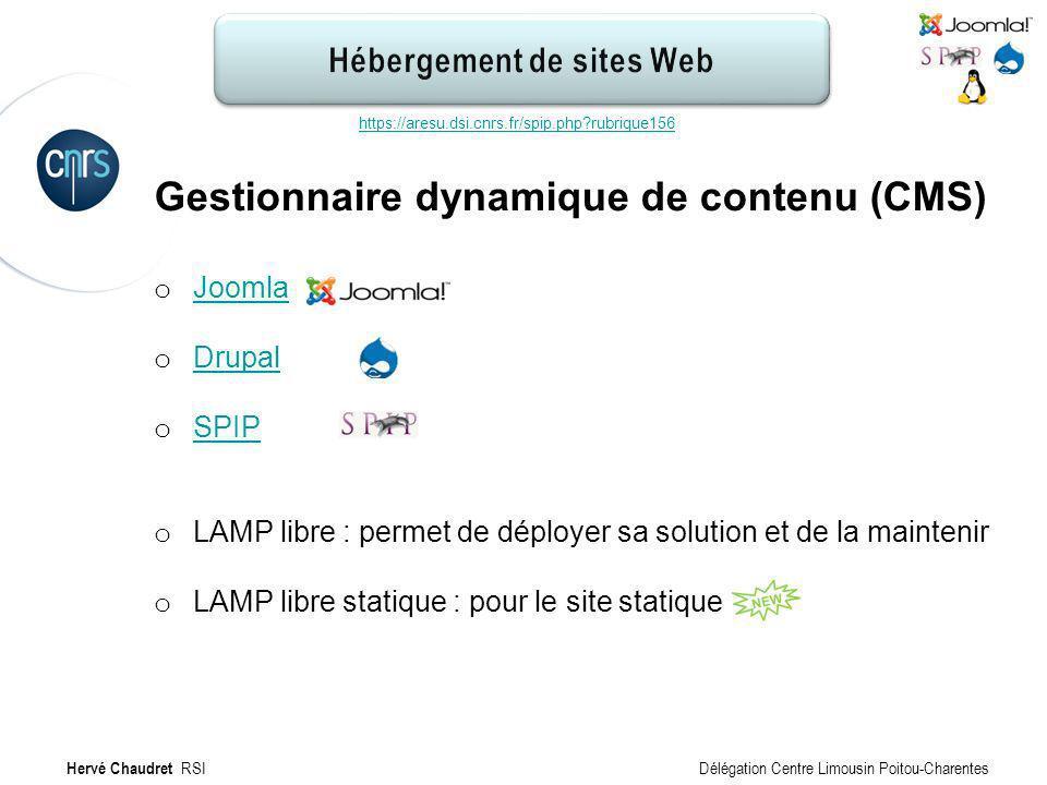 Hébergement de site Web : Configuration