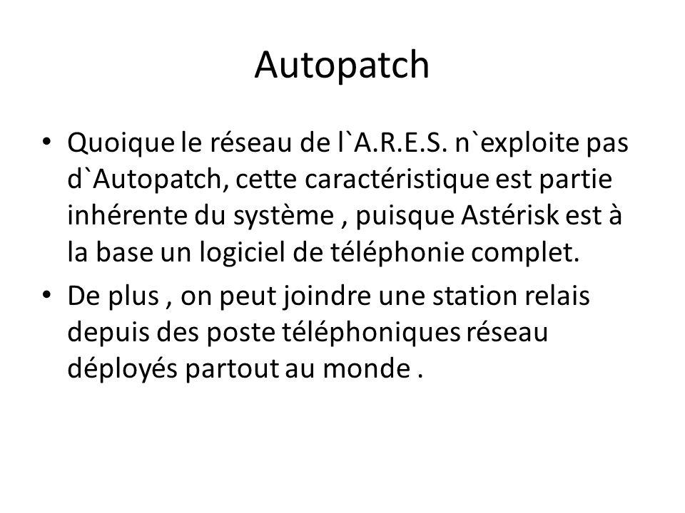 Autopatch