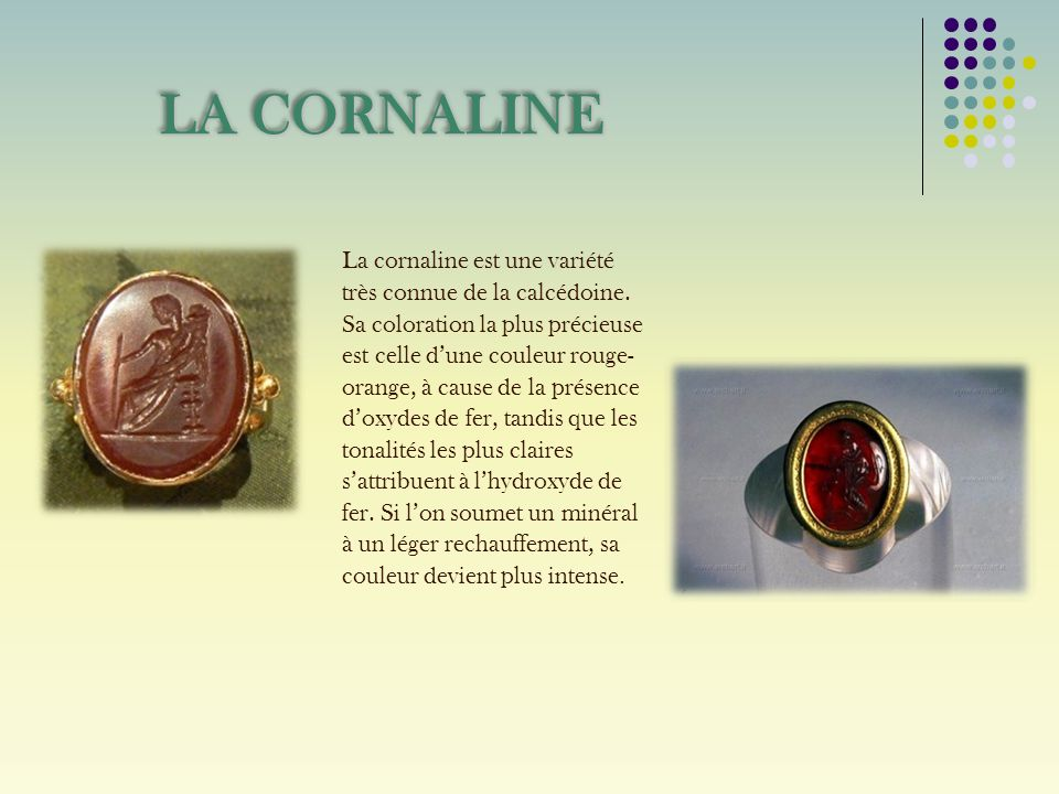 LA CORNALINE