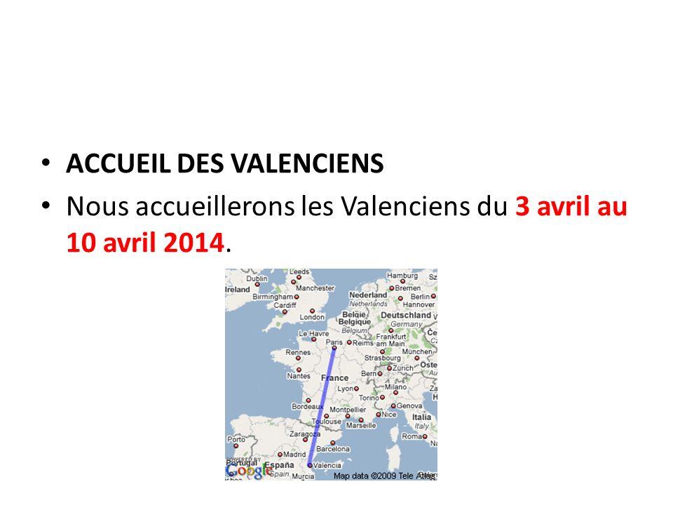 ACCUEIL DES VALENCIENS