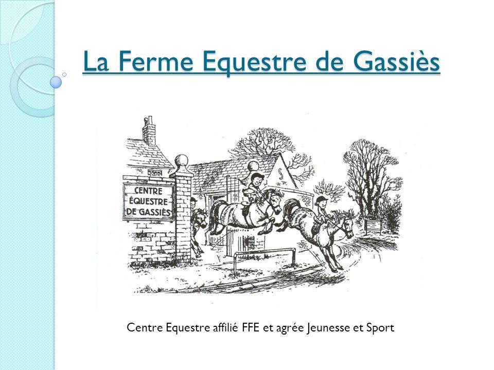 La Ferme Equestre de Gassiès