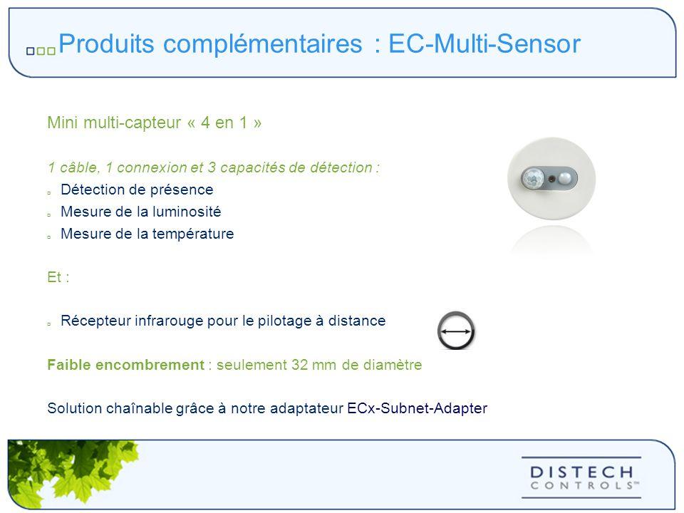 Produits complémentaires : EC-Multi-Sensor