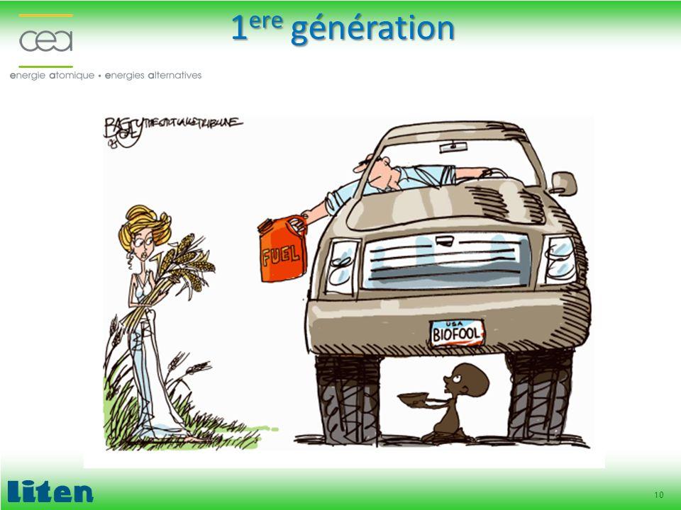 1ere génération