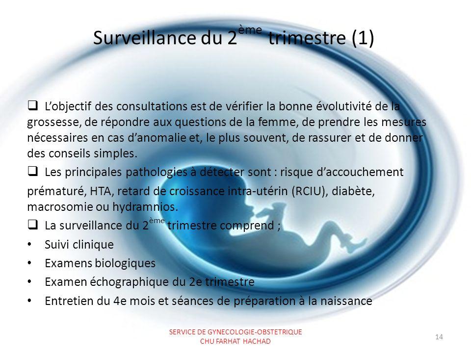 Surveillance du 2ème trimestre (1)