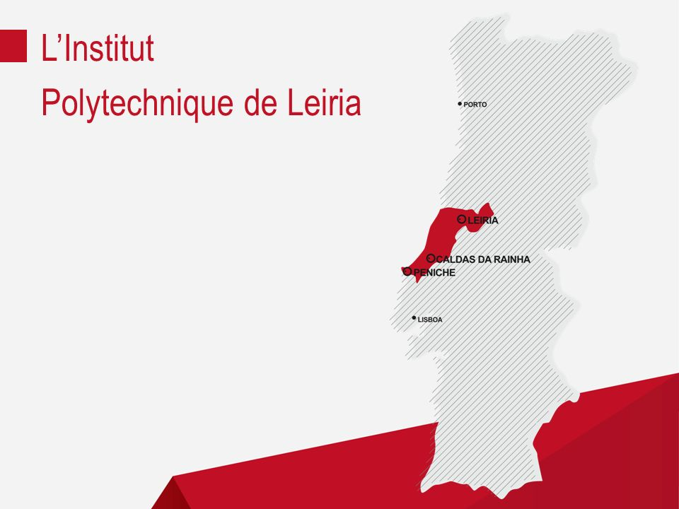 L'Institut Polytechnique de Leiria