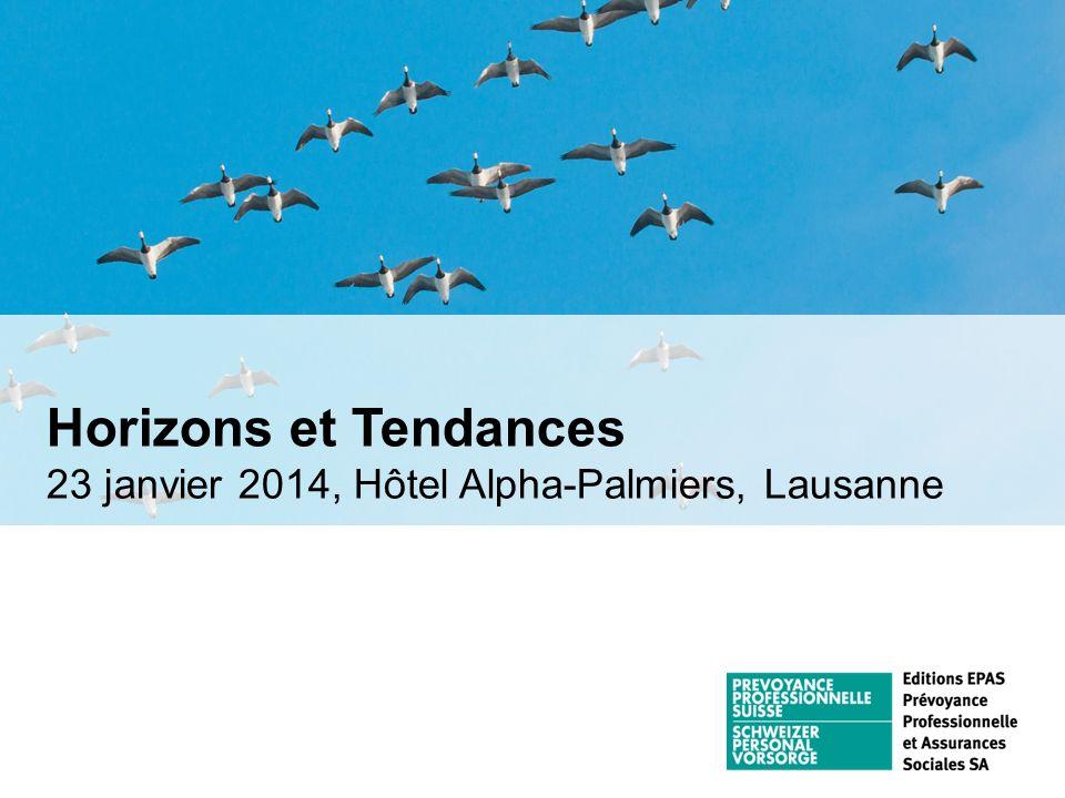 23 janvier 2014, Hôtel Alpha-Palmiers, Lausanne
