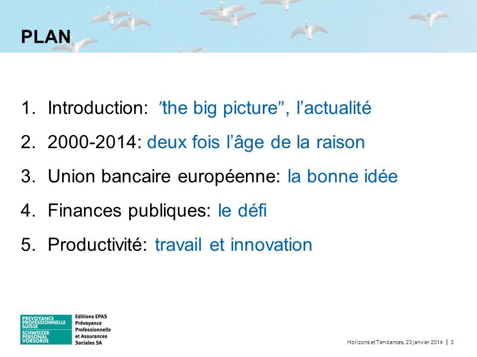 Introduction: ʺthe big pictureʺ, l'actualité