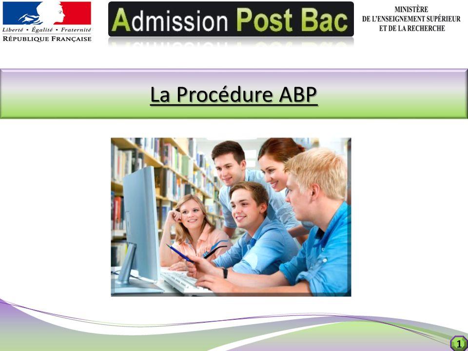 La Procédure ABP 1
