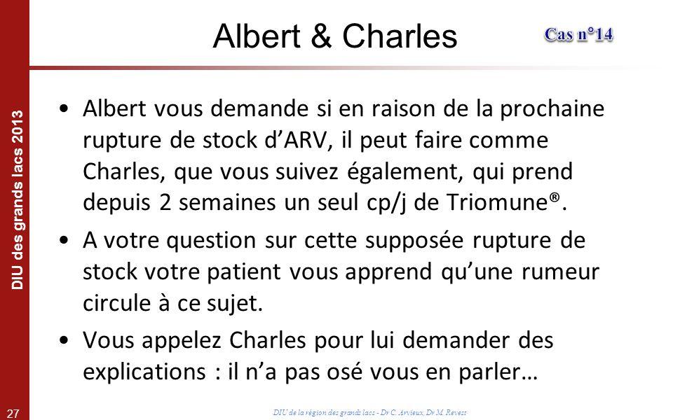 Albert & Charles Cas n°14.