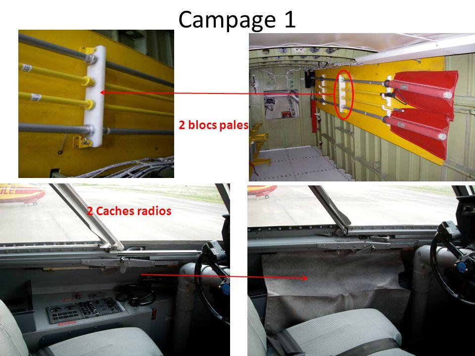 Campage 1 2 blocs pales 2 Caches radios