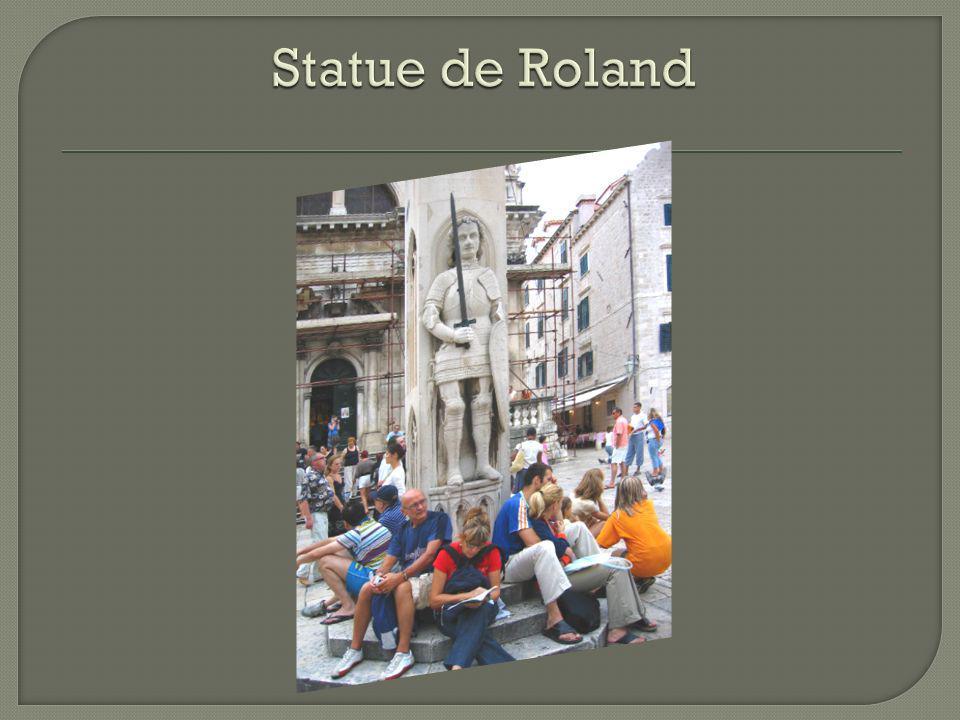 Statue de Roland