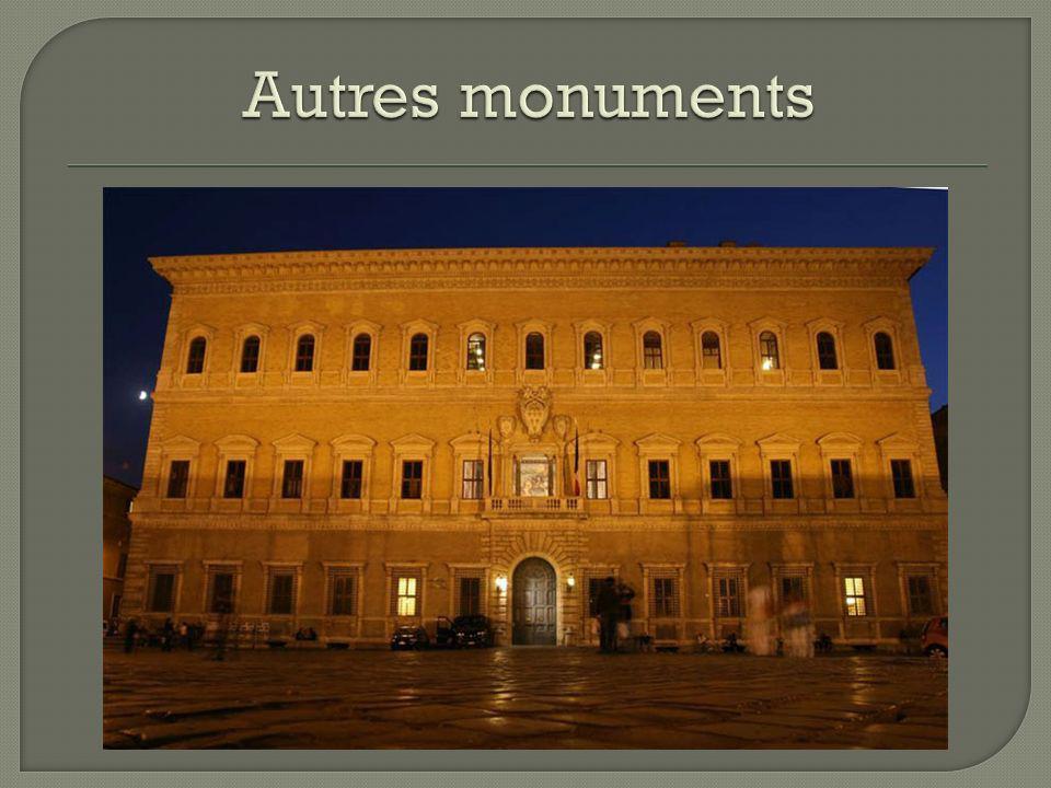 Autres monuments