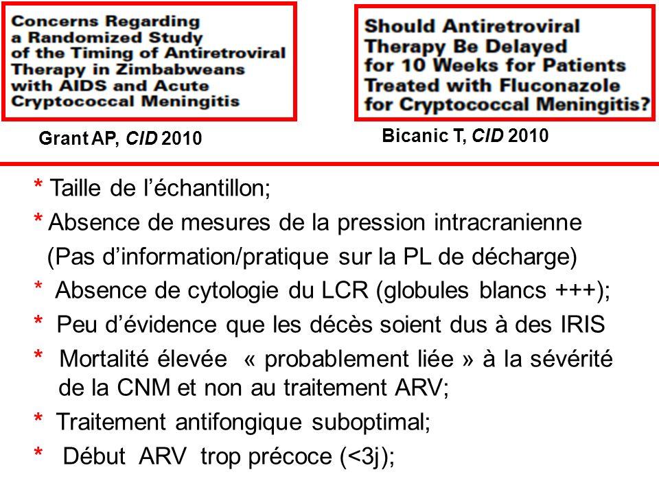 Grant AP, CID 2010 Bicanic T, CID 2010.