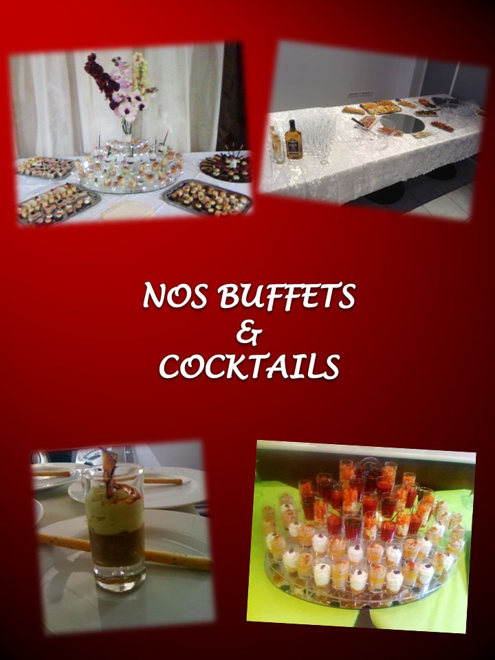 NOS BUFFETS & COCKTAILS