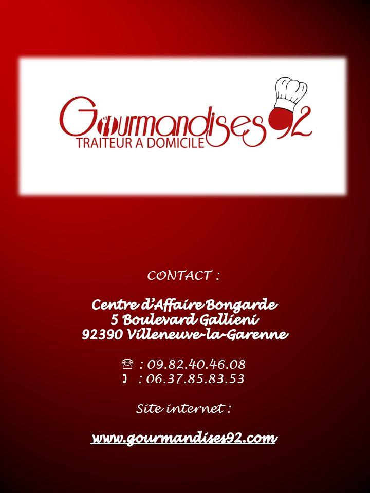 Centre d'Affaire Bongarde 5 Boulevard Gallieni