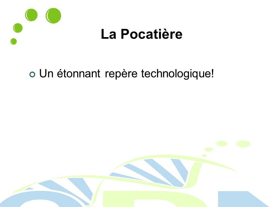 La Pocatière Un étonnant repère technologique!