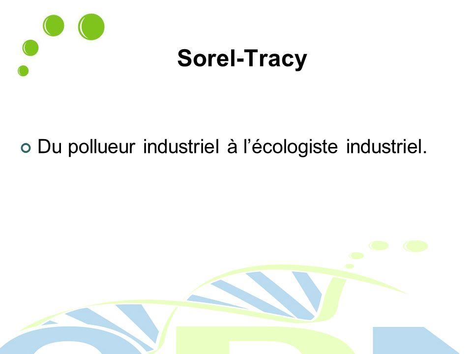 Sorel-Tracy Du pollueur industriel à l'écologiste industriel.