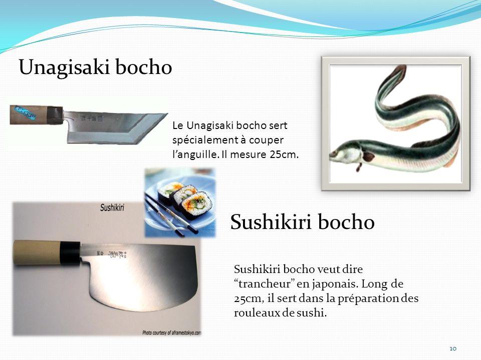 Unagisaki bocho Sushikiri bocho