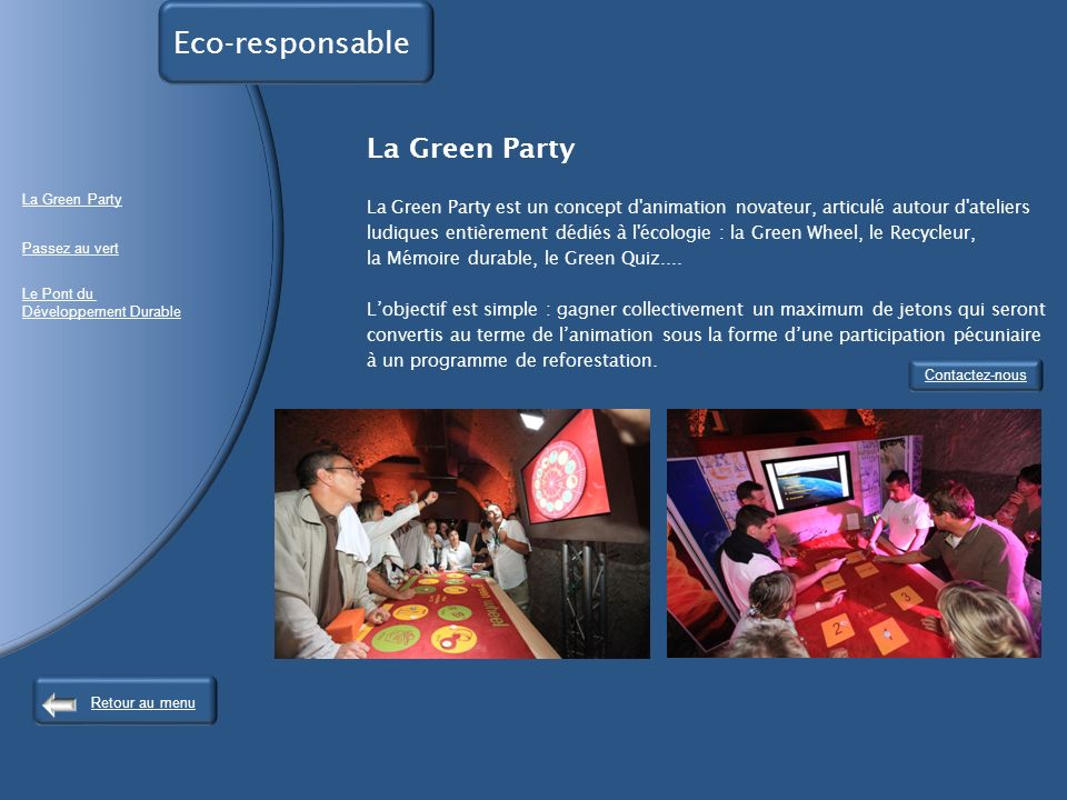 Eco-responsable La Green Party