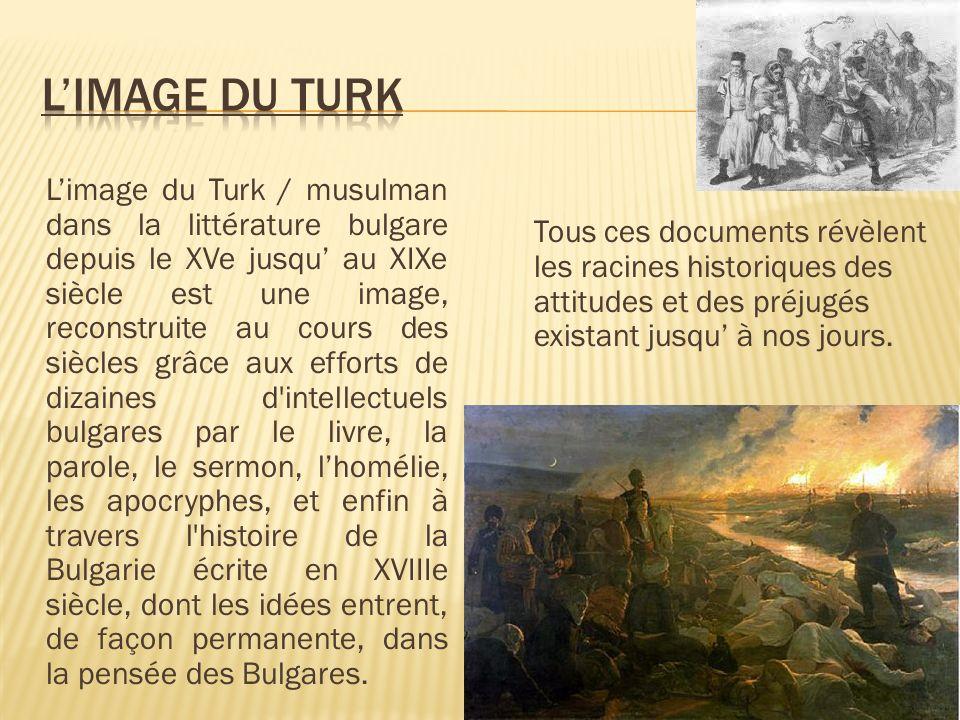 L'image du Turk