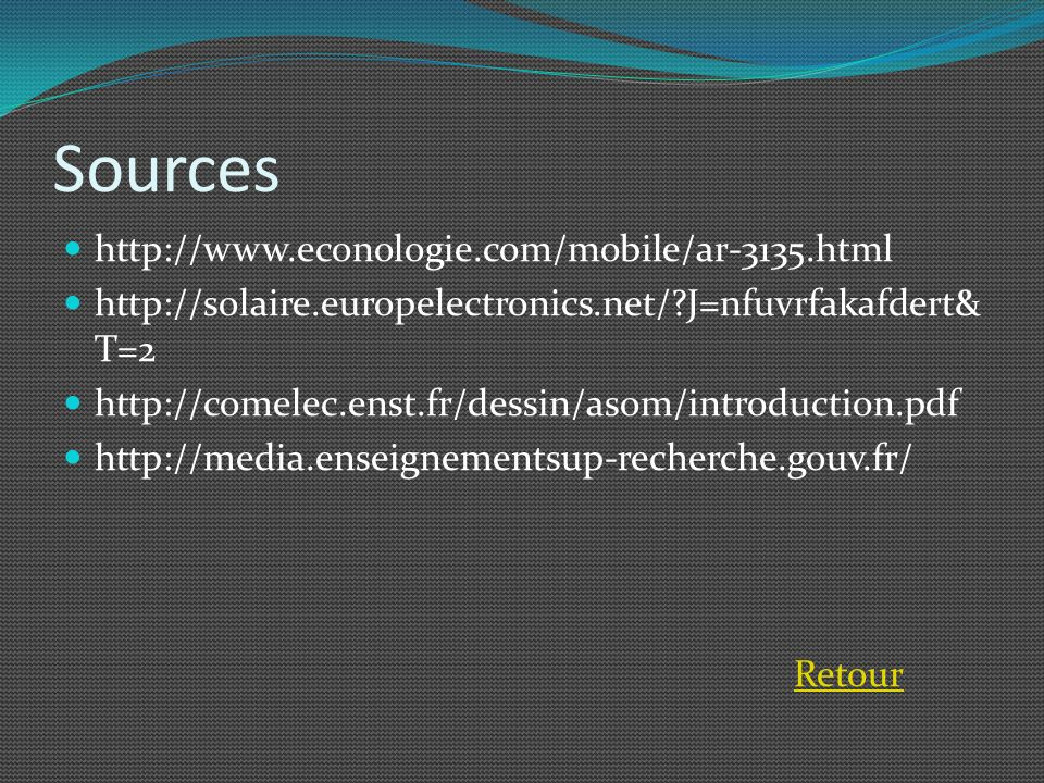 Sources http://www.econologie.com/mobile/ar-3135.html