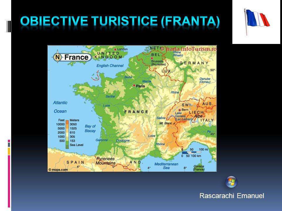 Obiective turistice (Franta)
