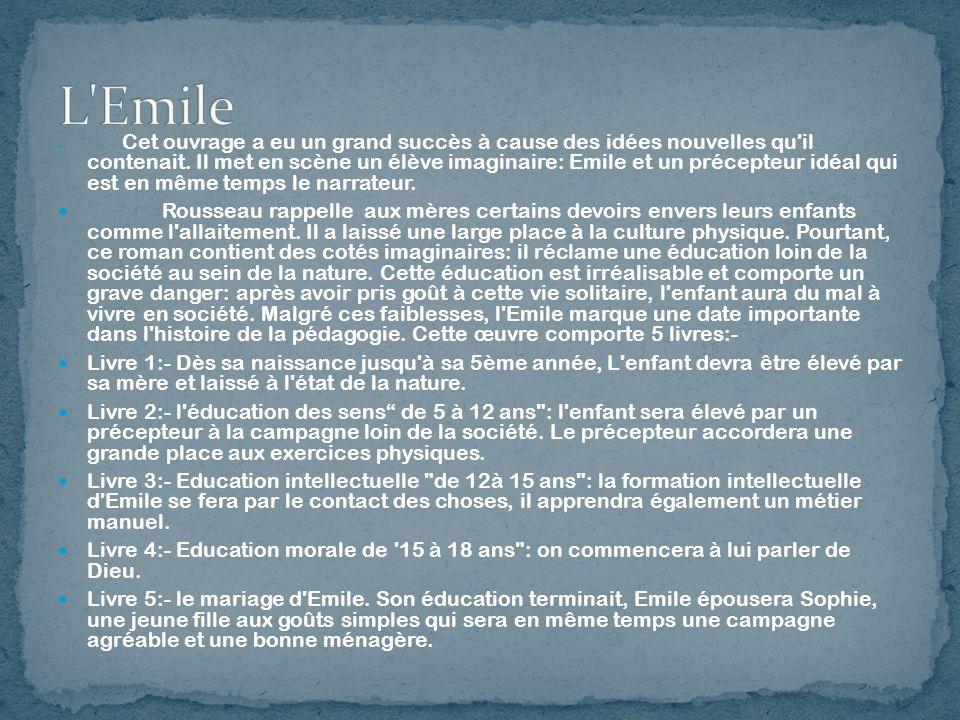 L Emile