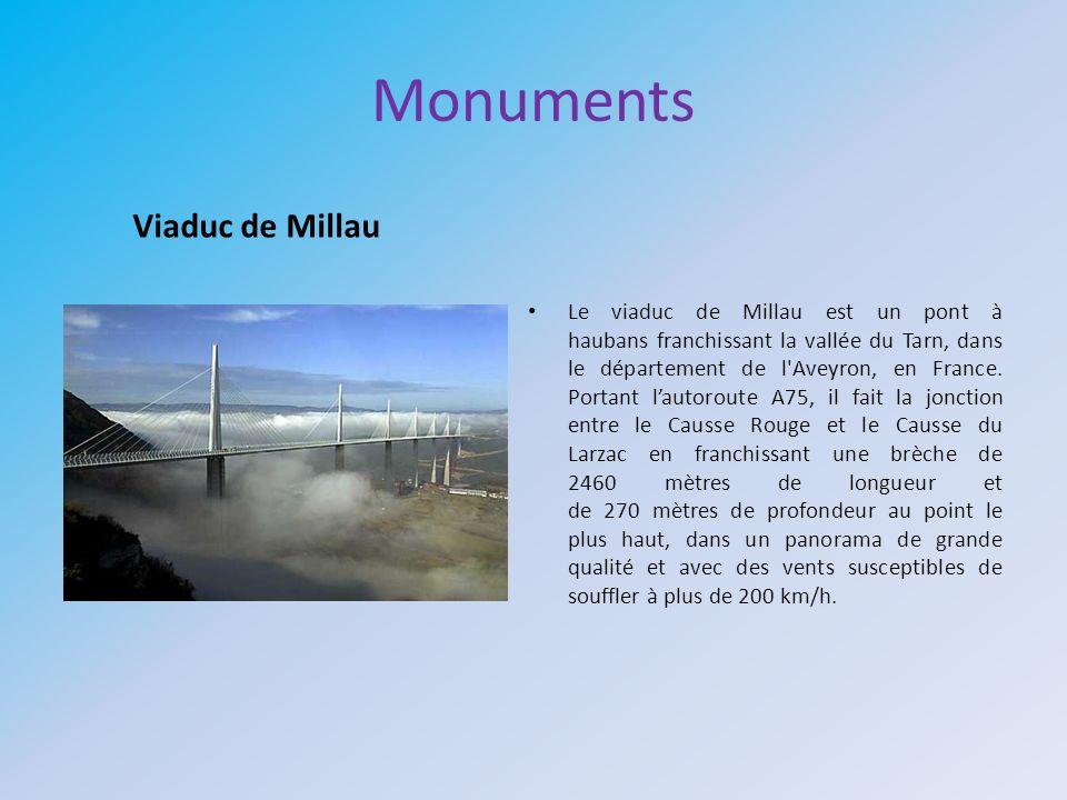 Monuments Viaduc de Millau