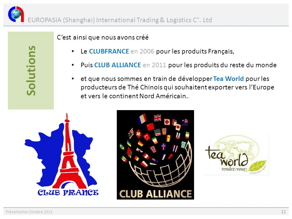 EUROPASIA (Shanghai) International Trading & Logistics C°. Ltd