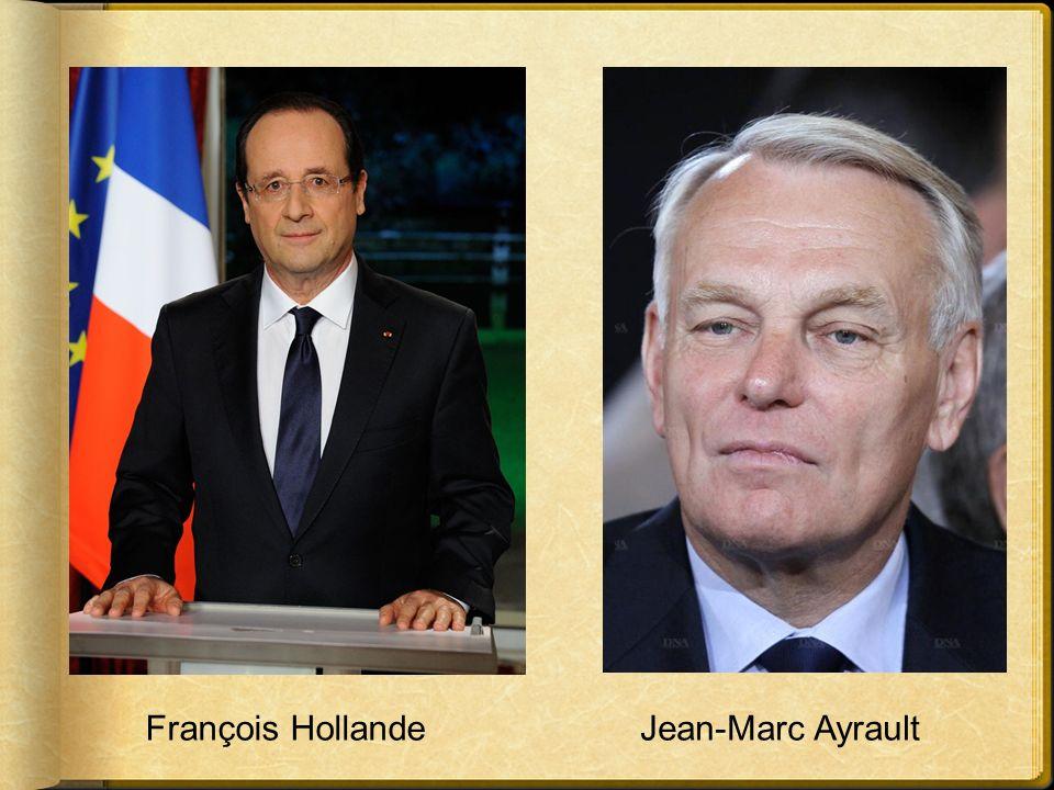François Hollande Jean-Marc Ayrault
