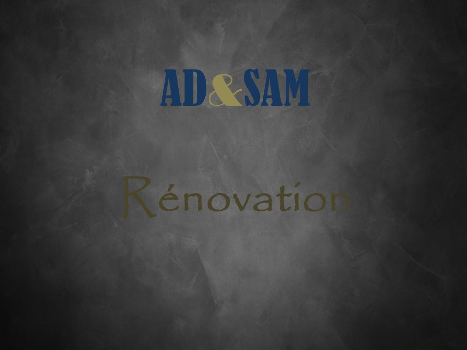 AD&SAM Rénovation