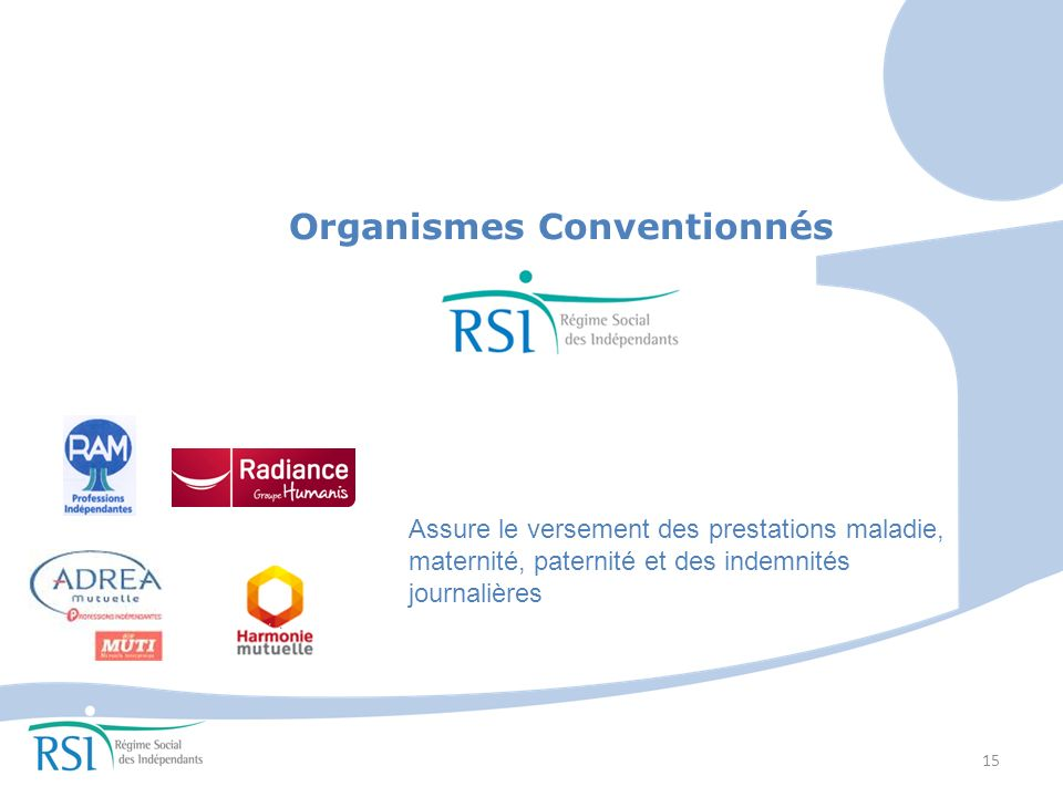 Organismes Conventionnés