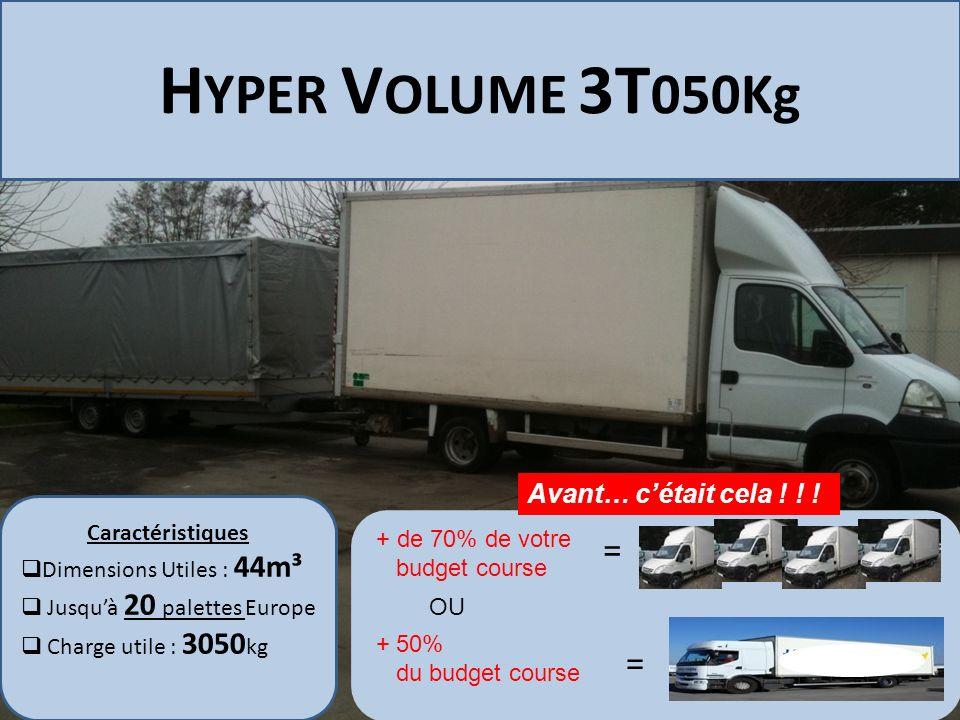 HYPER VOLUME 3T050Kg HYPER VOLUME